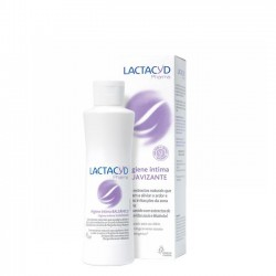 LACTACYD PHARMA GEL 250 ml. higiene intima suavizante