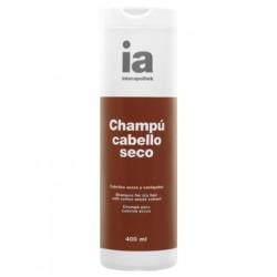 CHAMPU CABELLO SECO IA 400 ml.