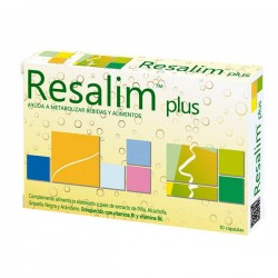 RESALIM PLUS 10 capsulas