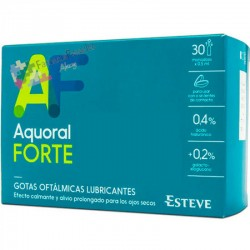 AQUORAL FORTE 30 monodosis