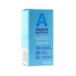 Aquoral Gotas  multidosis 10 ml.