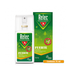 Relec Repelente Insectos Spray  Fuerte 75ml