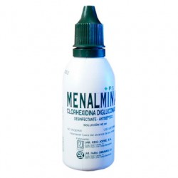 MENALMINA 10 MG/ML SOL.TOPICA 40 ML