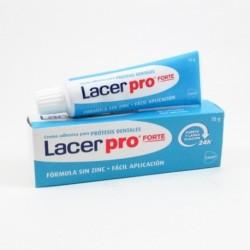 LACER PRO forte crema adhesiva 70 g. para protesis dentales