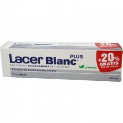 LACER BLANC plus d-menta con fluor 125+25 ml.