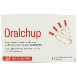 ORAL CHUP 12 PASTILLAS