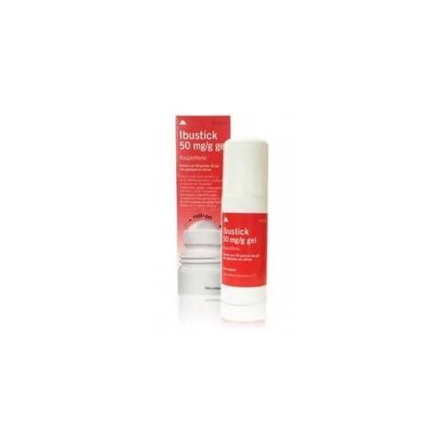 Ibustick 50 mg/g gel roll-on