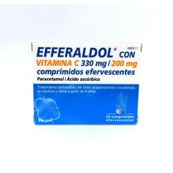 EFFERALGAN VITAMINA C (20 COMP.EFERV.)