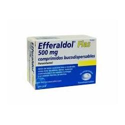 EFFERALDOL  FLAS 16 COMP. BUCODISPERSABLES