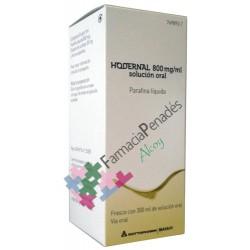 HODERNAL (800 MG/ML SOL.ORAL 300 ML)