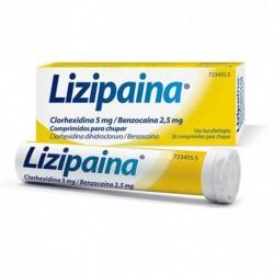 LIZIPAINA ( 20 COMPRIMIDOS)