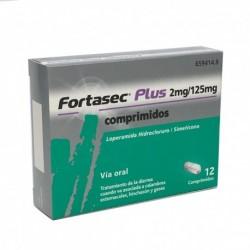 Fortasec Plus 2 mg/ 125 mg comprimidos