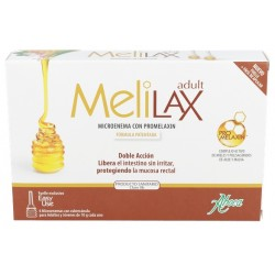 MELILAX enemas 10g 6 microenemas