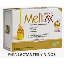 Imagén: MELILAX enemas pediatrico 5g 6 microenemas