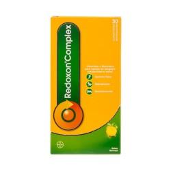 Imagén: REDOXON COMPLEX 30 COMP.sabor naranja