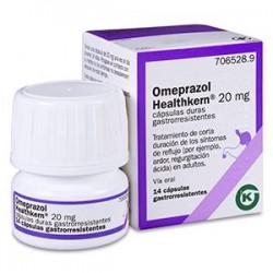 Omeprazol Healthkern 20 mg. 14 comp.