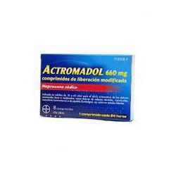 ACTROMADOL 660 mg.
