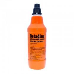 BETADINE jabonoso 40 mg/ml