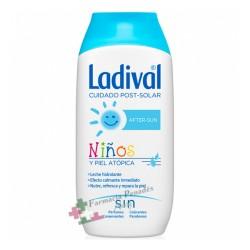 LADIVAL after-sun niños y piel atopica 200 ml