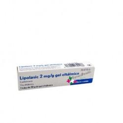 LIPOLAC (2 MG/G GEL OFTAM. 10 G)
