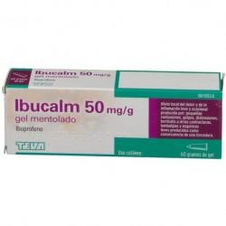 IBUCALM 50 mg/g 60 g