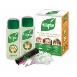 Antipiox Tratamiento completo contra los piojos
